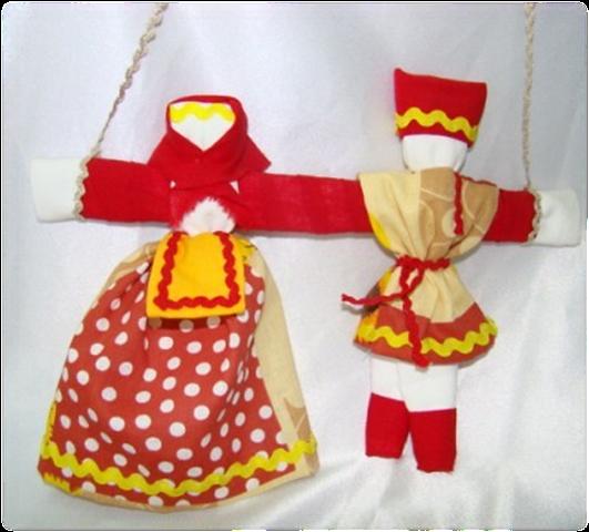 Русская обрядовая кукла своими руками