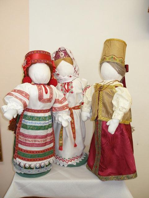 Кукла столбушка мастер класс