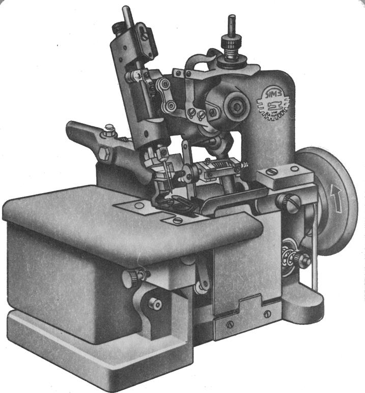 Общий вид обмёточной машины