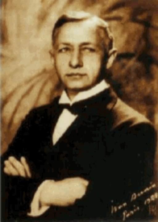 Иван алексеевич бунин родился 22