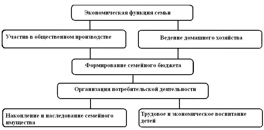 На схеме: Составляющие